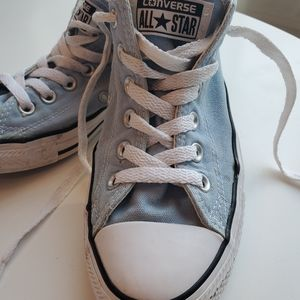 Converse Chuck Taylor All Star Baby Blue Low
